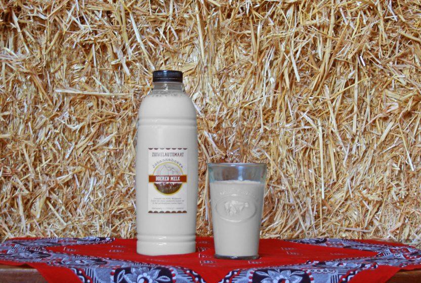 Melk A2A2 zuivel boerderij
